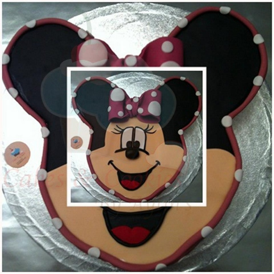 Minnie Maus on Cake Central