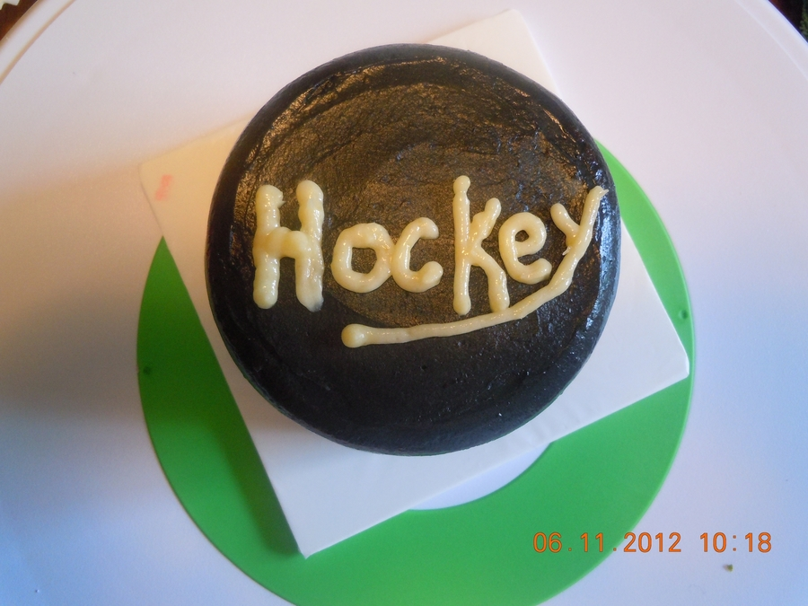 Hockey on Cake Central