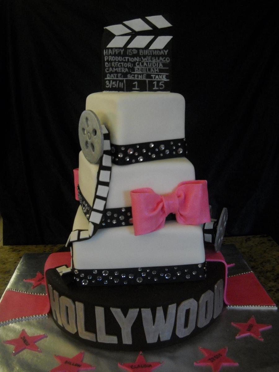 Hollywood Cake CakeCentralcom