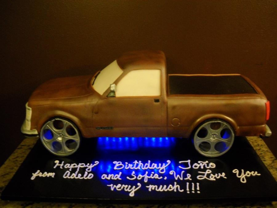 1994 Chevy 1500 Silverado Cake Cakecentral Com