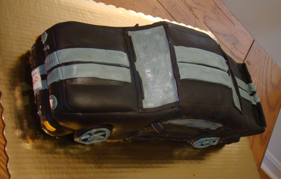 Mustang Cake on Cake Central