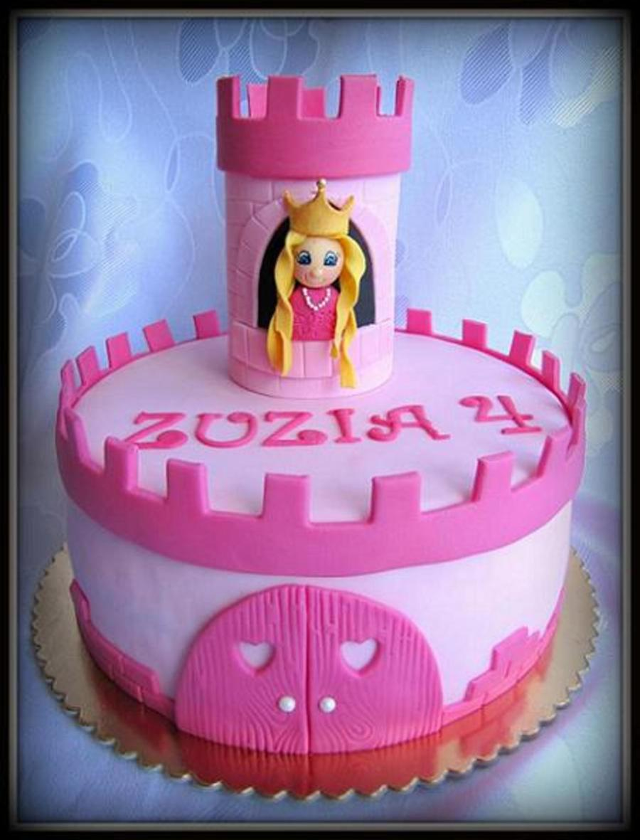 Princess Castel. on Cake Central