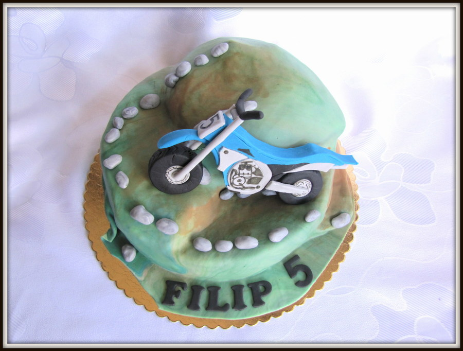Motocross on Cake Central