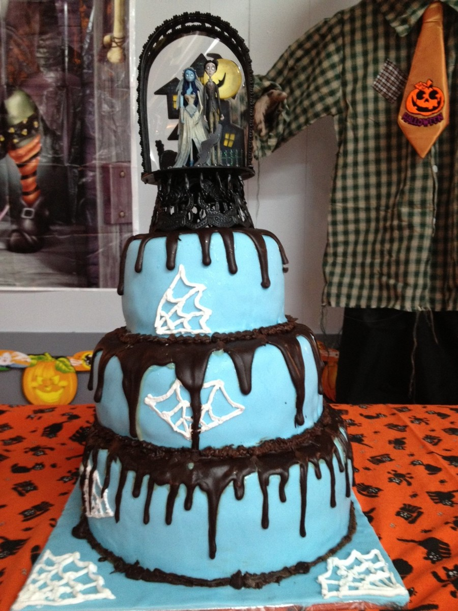 Halloween Anniversaryjpg on Cake Central