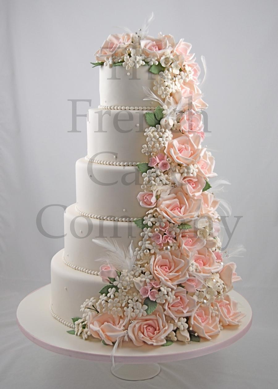 Wedding Cake Or Et Vert
