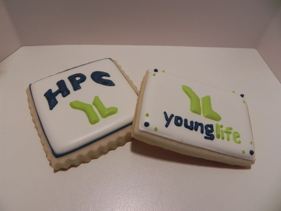 Young Life Cookies  on Cake Central