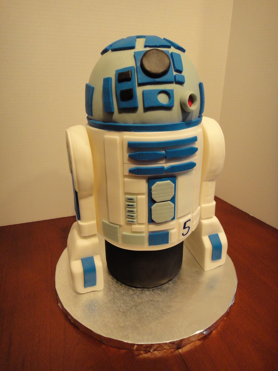 R2d2 Birthday Cake Cakecentral