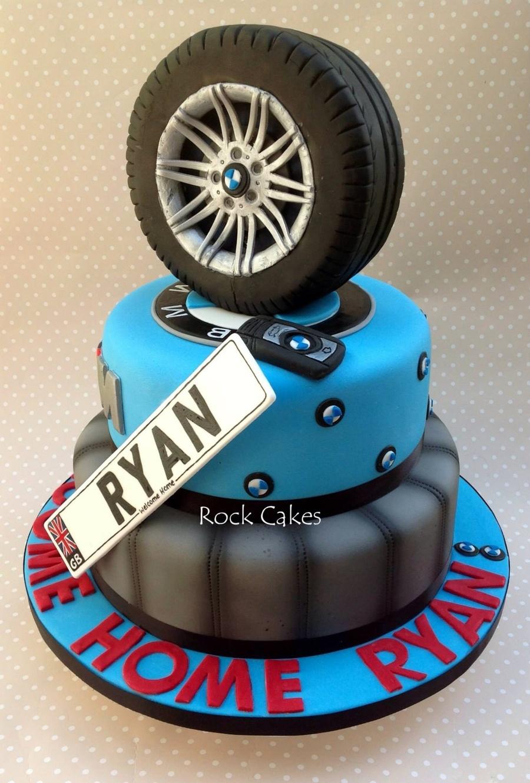 Vw Golf Cake Topper
