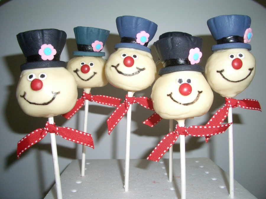 Cake Pops By Bakerella Free Download