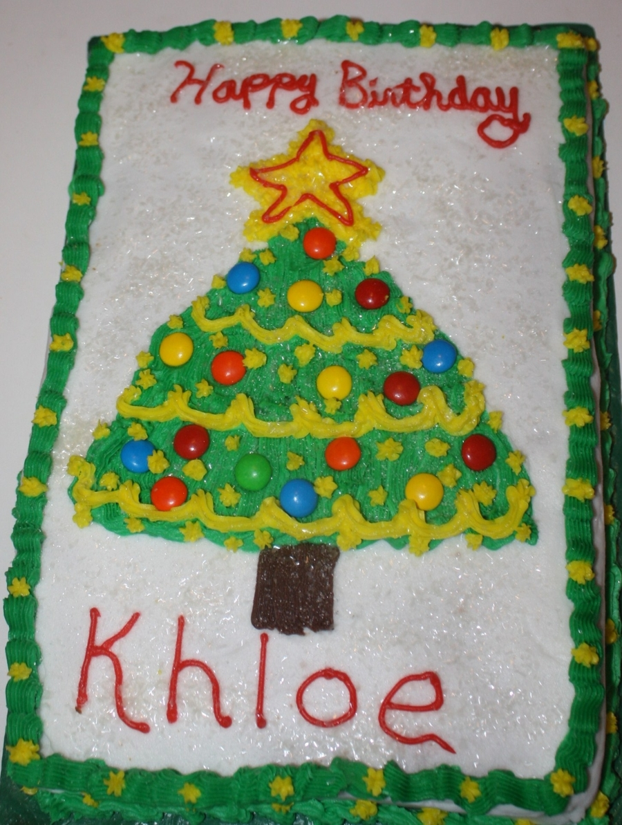 Christmas In June on Cake Central