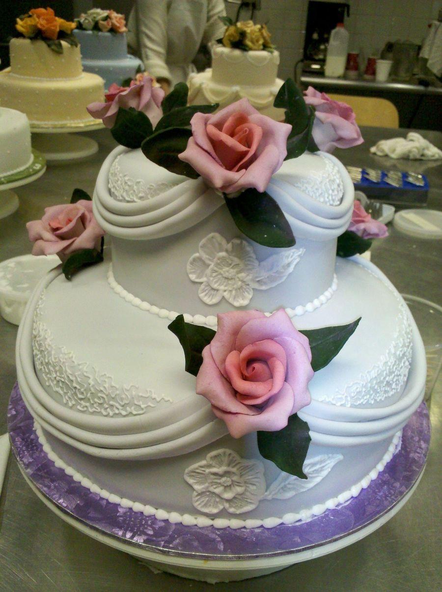 Wedding Cake Art And Design By Toba Garrett : Toba Garrett s Wedding Cake Workshop - CakeCentral.com