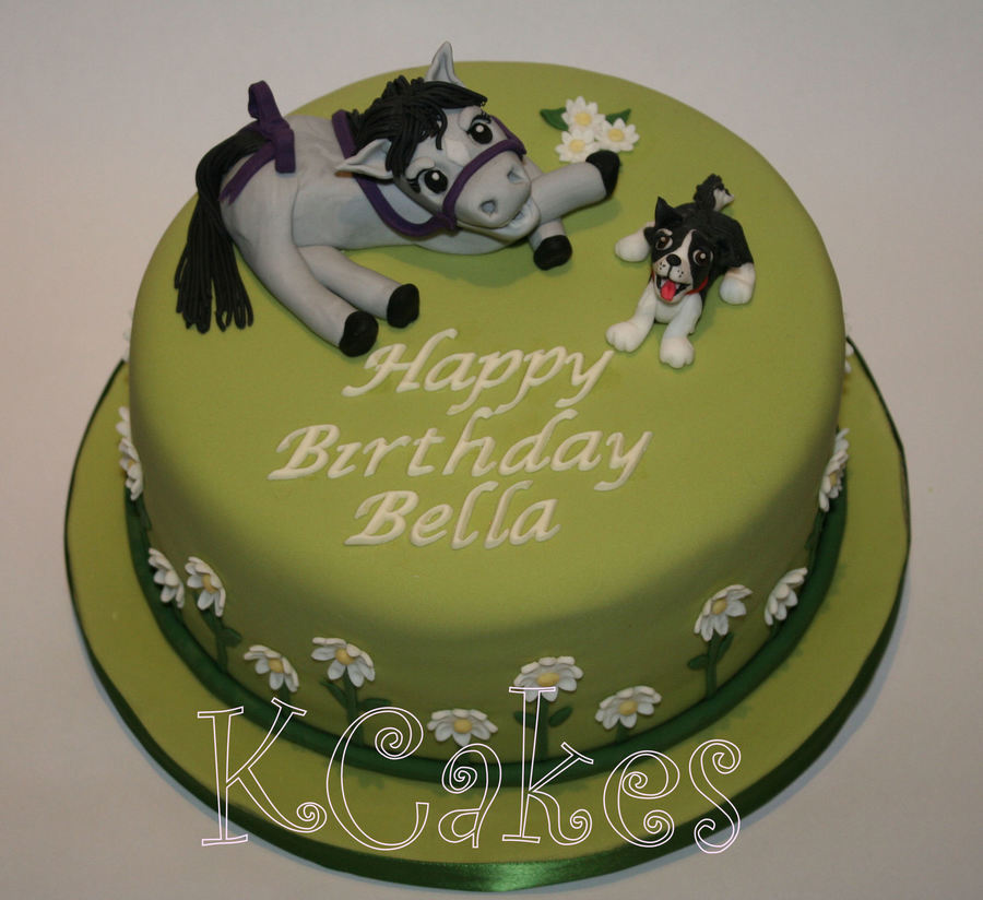 Bella's Pets on Cake Central
