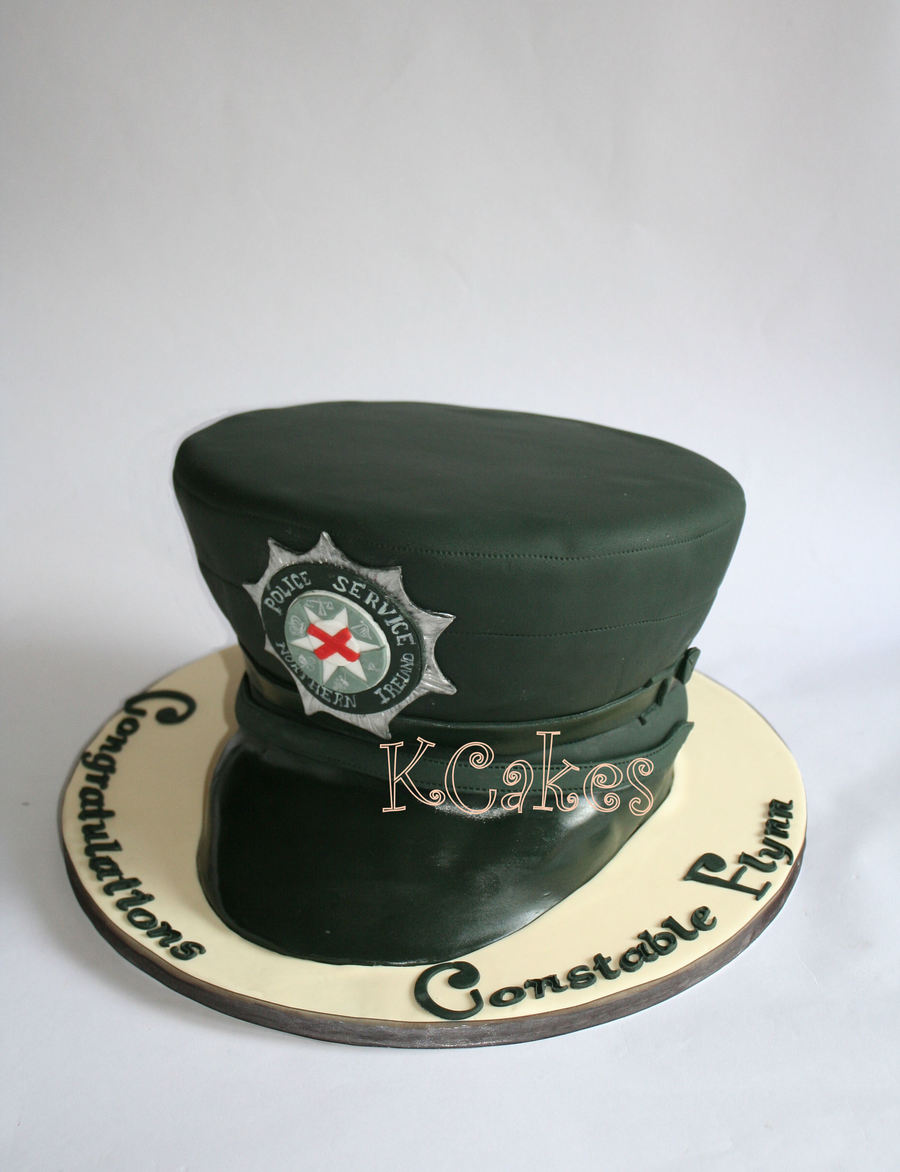 Psni Hat on Cake Central