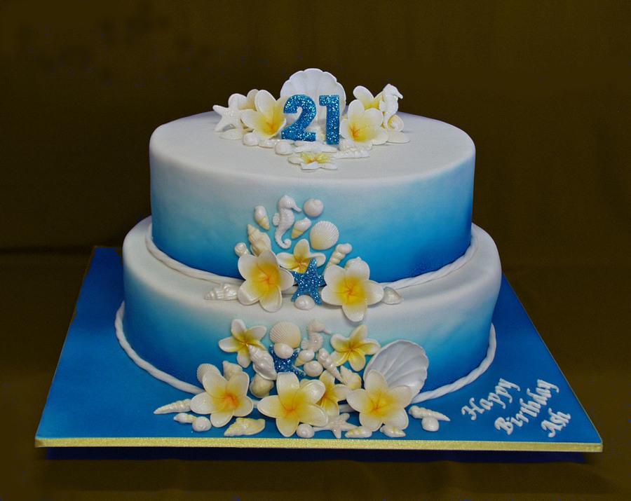 St Year Birthday Cake Recipes