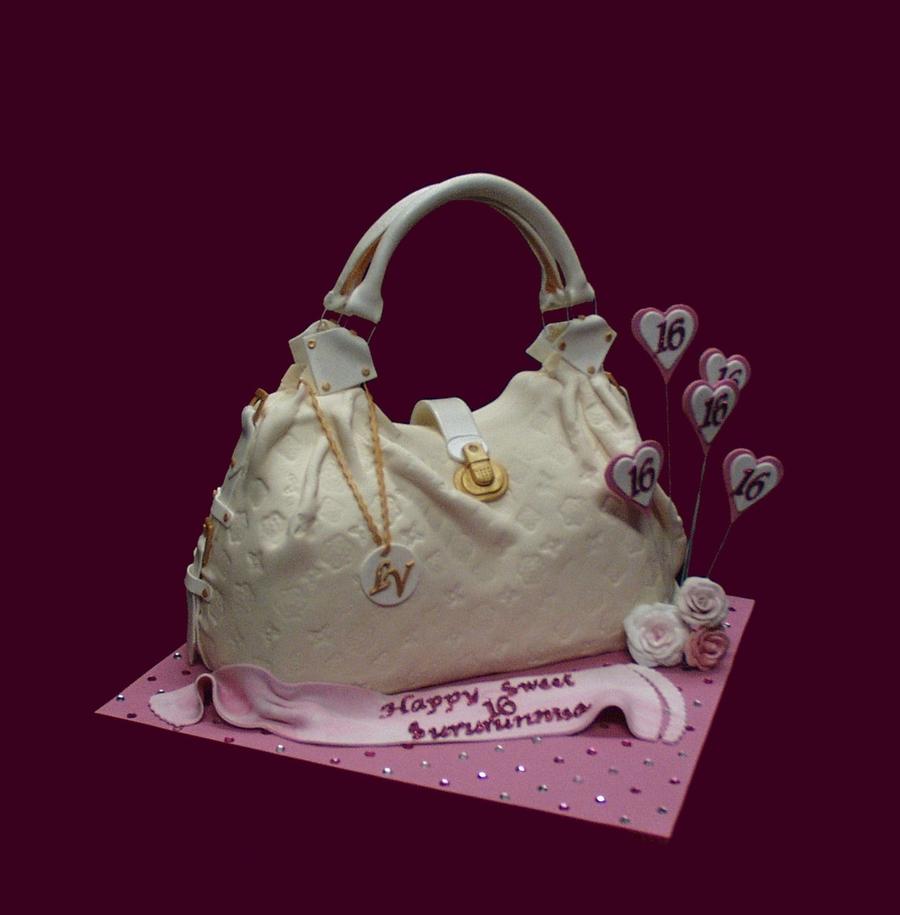 Handbag Birthday Cake Recipe