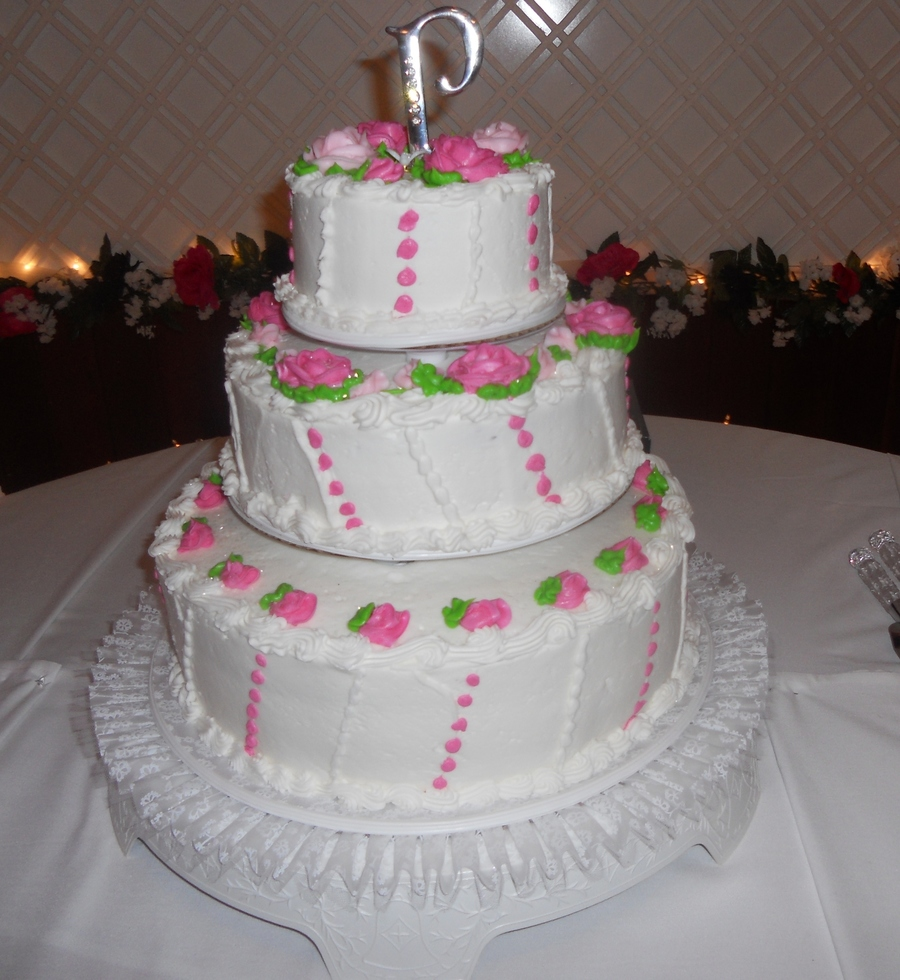 Wedding Cake Jake And Jolene 005Jpg on Cake Central