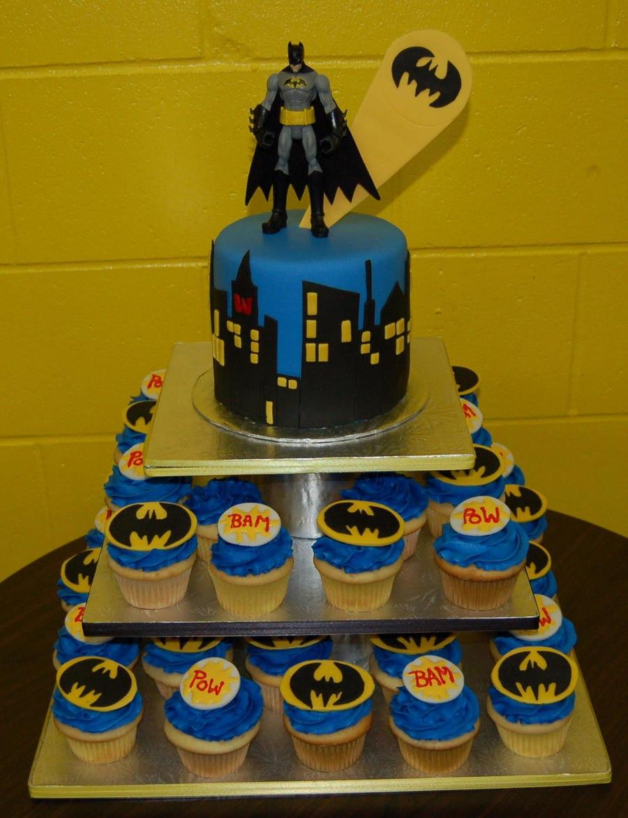 Batman! on Cake Central