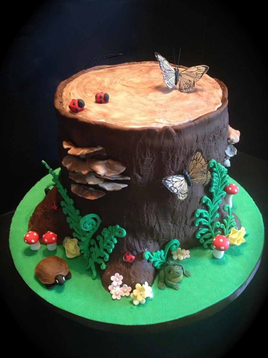Melanie Th Birthday Cake