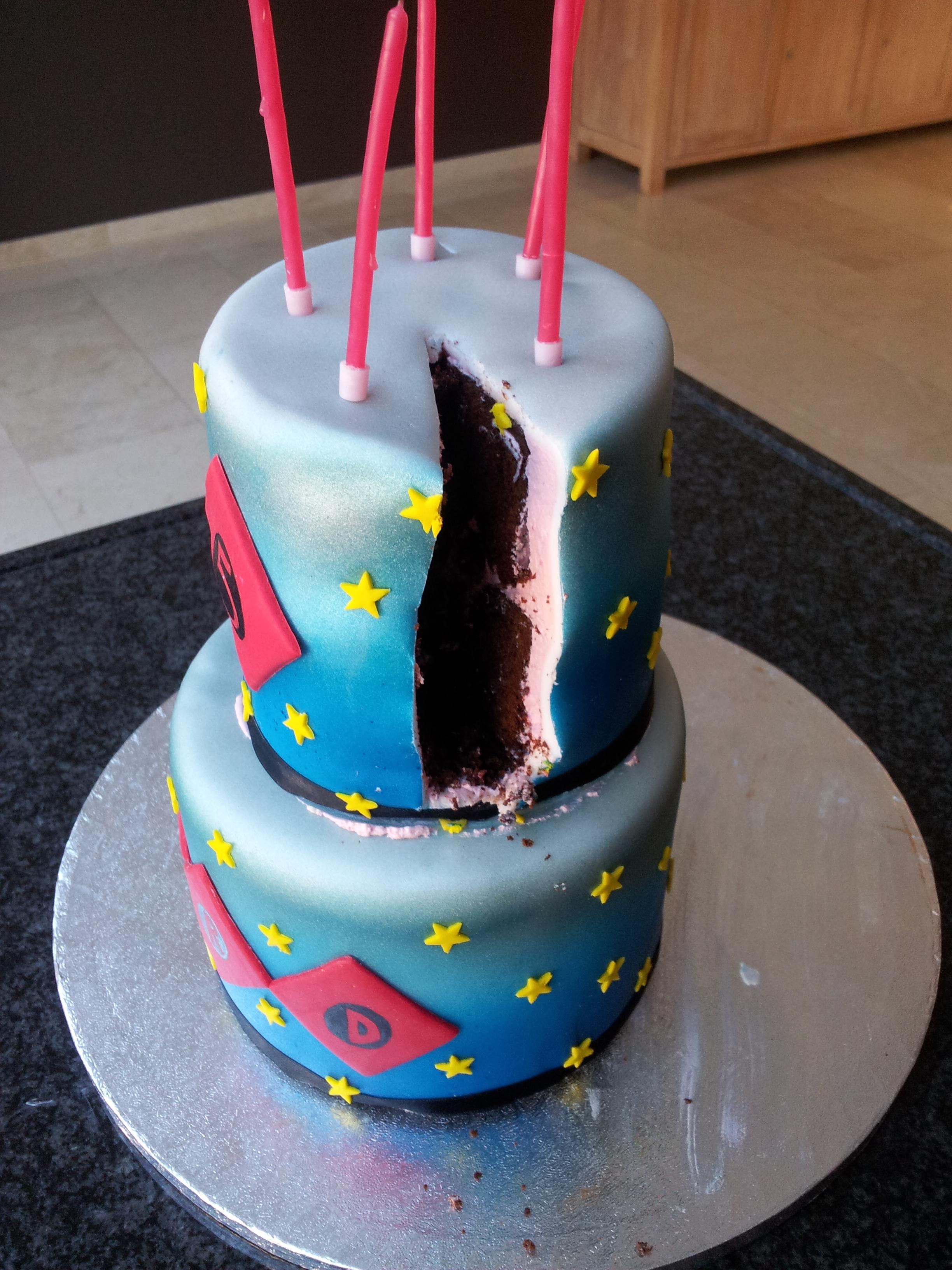 3d Minon Cake Cakecentral Com