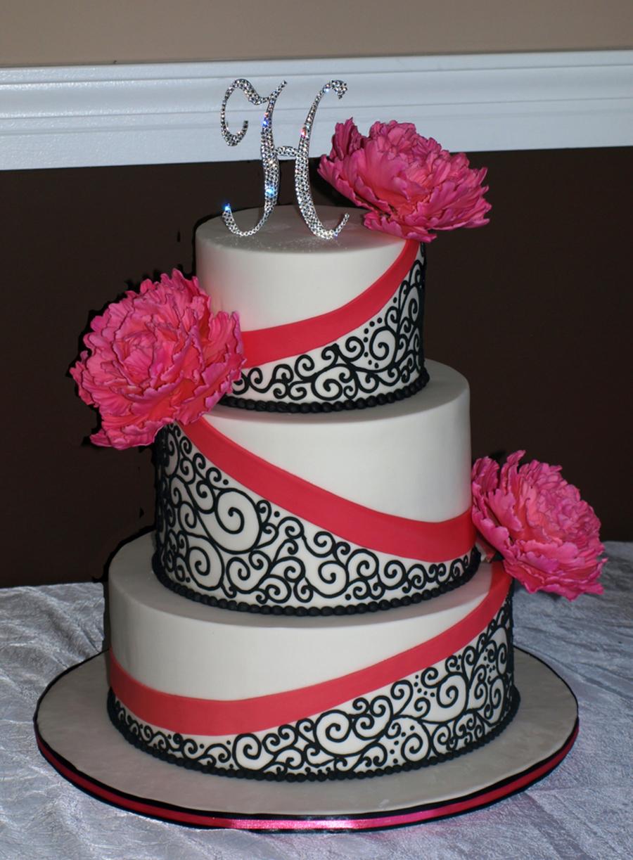 How To Make A Fondant Ribbon For A Wedding Cake