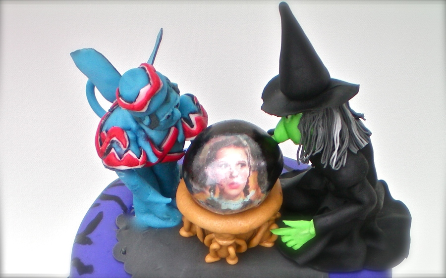 Wicked Witch Of The West on Cake Central