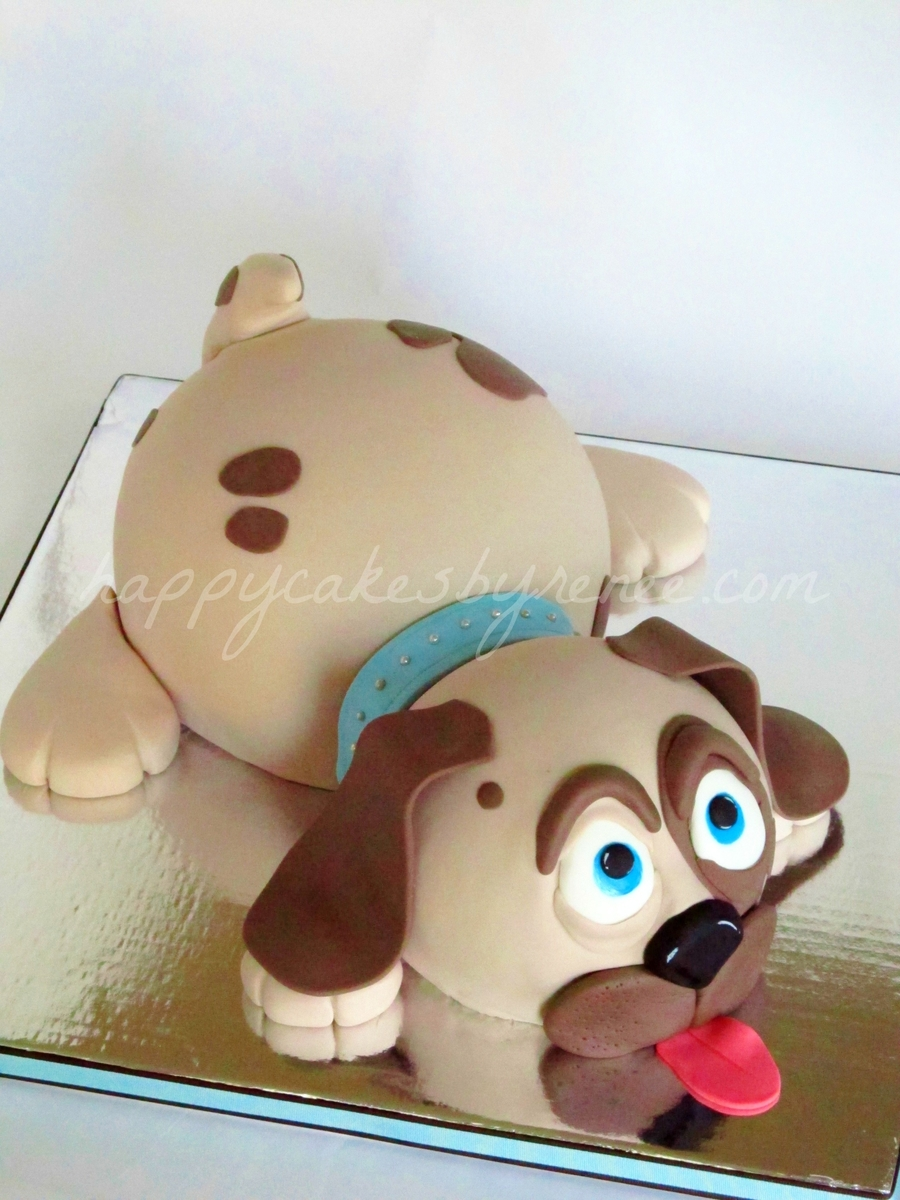 how to make dog cake recipes