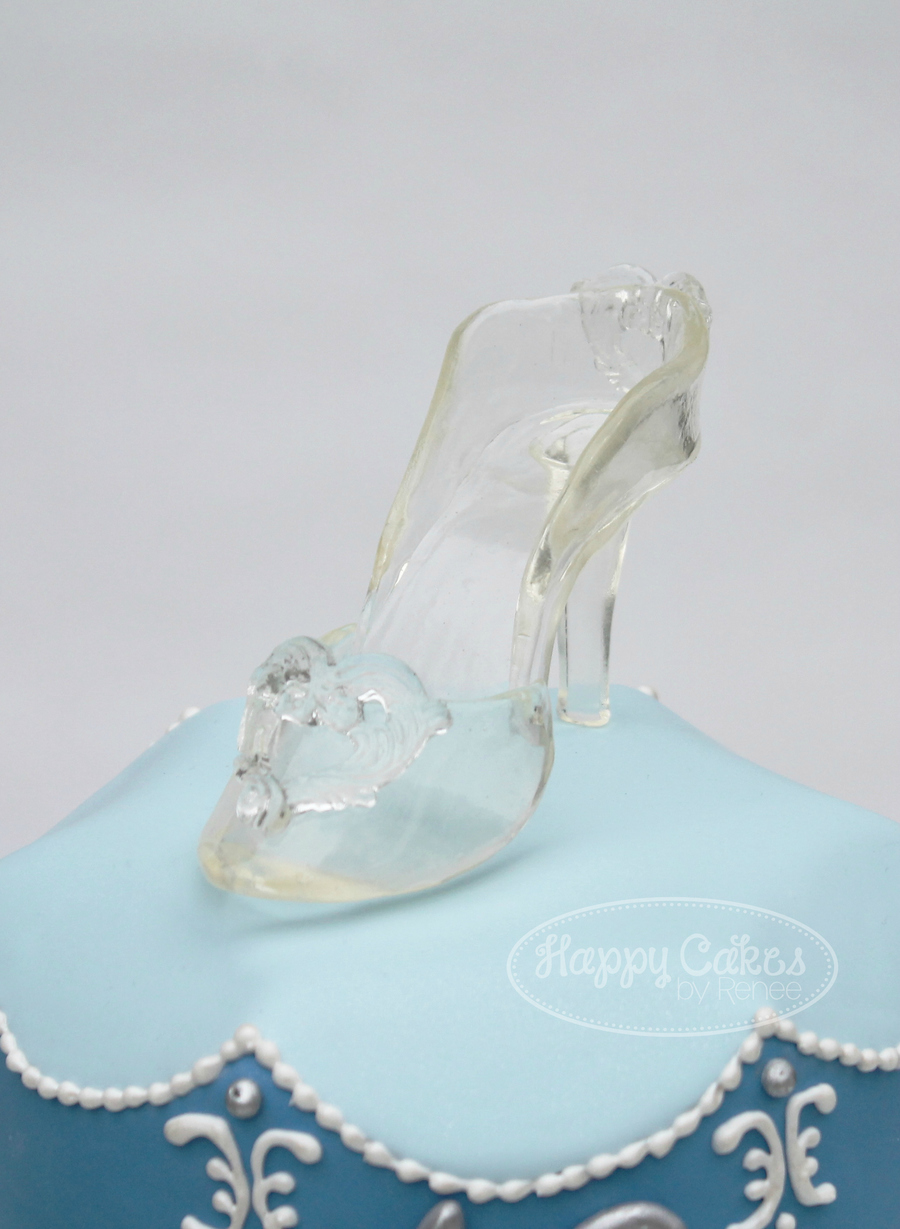 Cinderella Sweet 16 Cake Cakecentral Com