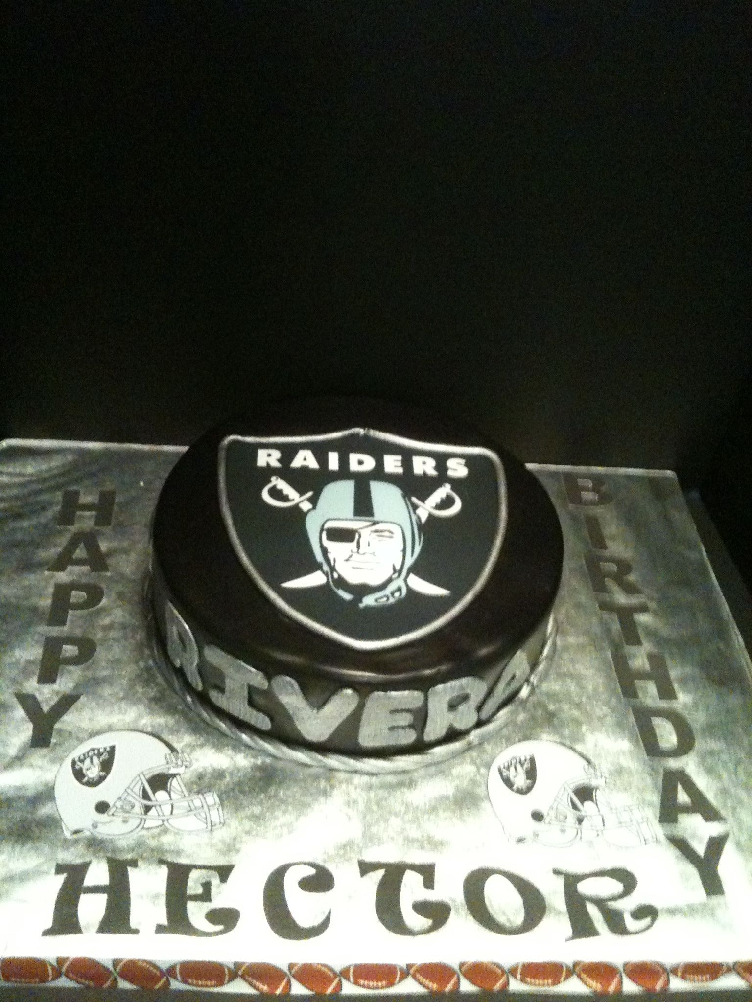 Football Cakes Cakecentral