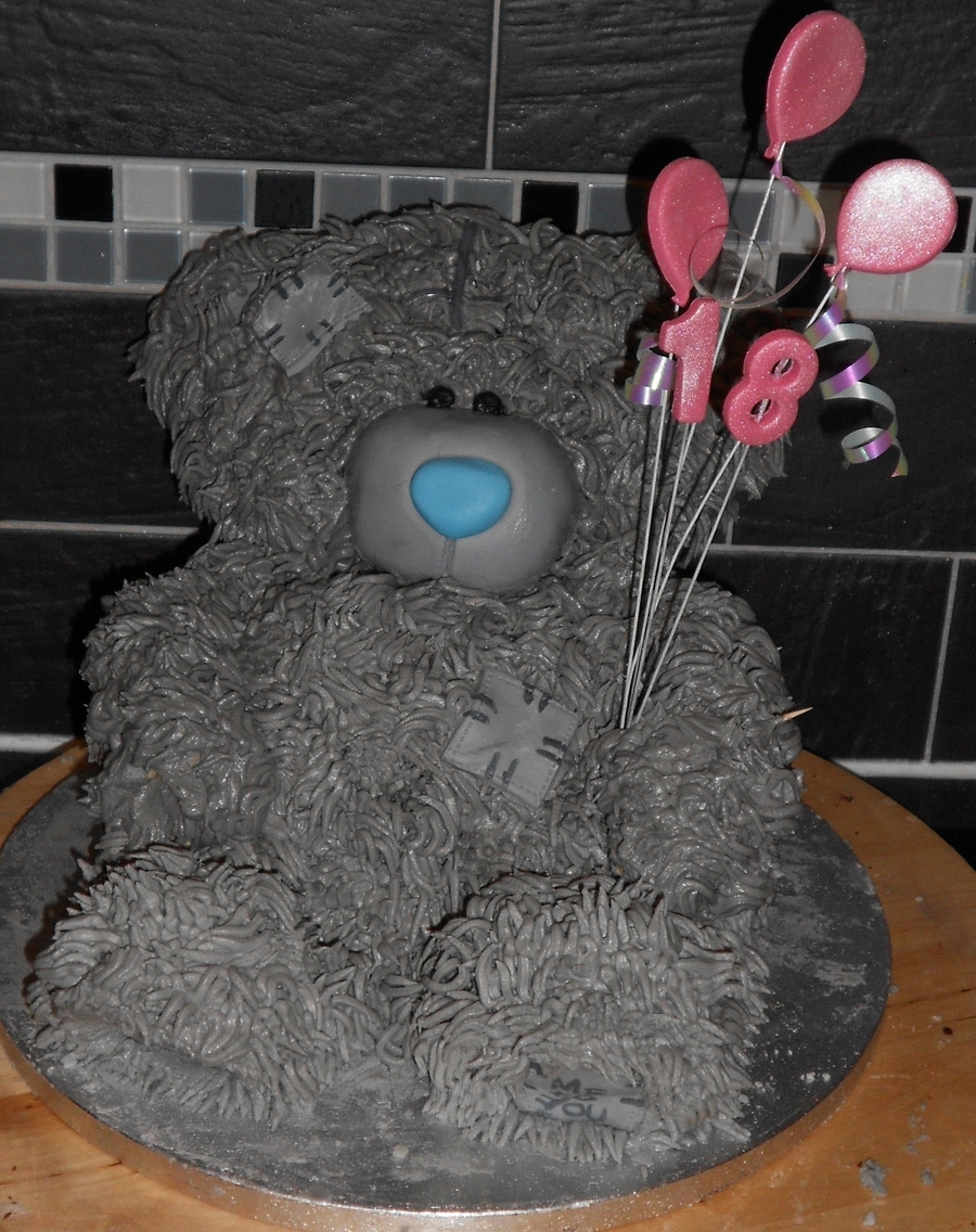 Tatty Ted on Cake Central