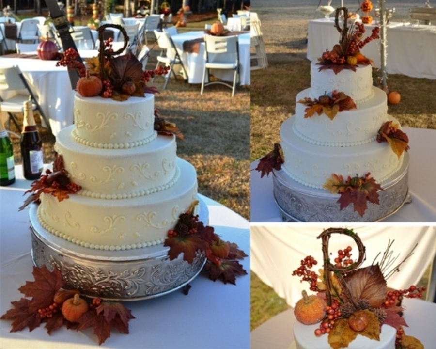Fall Into Love on Cake Central
