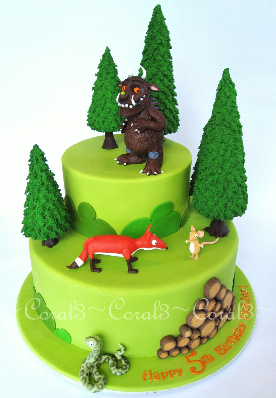 The Gruffalo Cakecentral Com