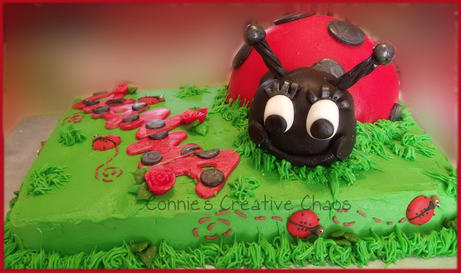My Little Ladybug on Cake Central