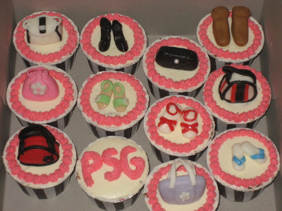 Shoes And Bags  on Cake Central