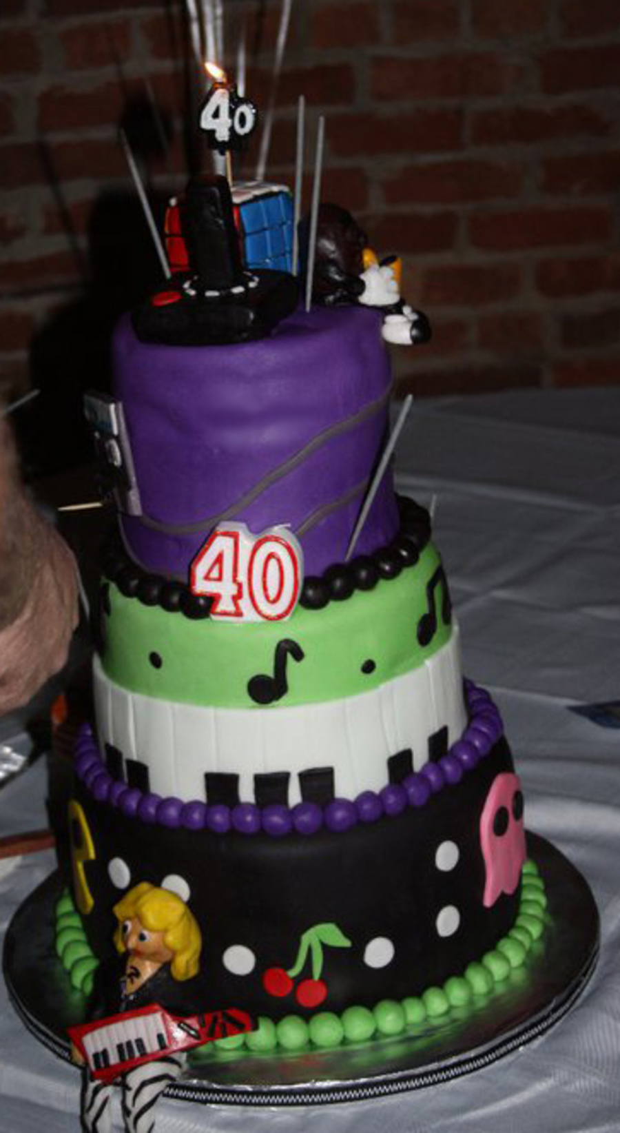 1980S  on Cake Central