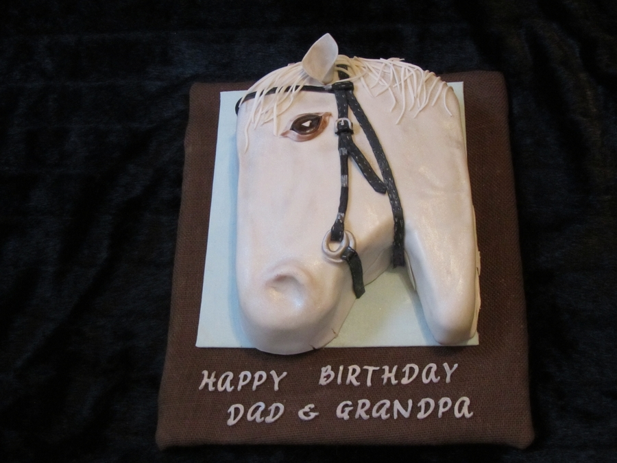 Happy Birthday Dad & Grandpa on Cake Central