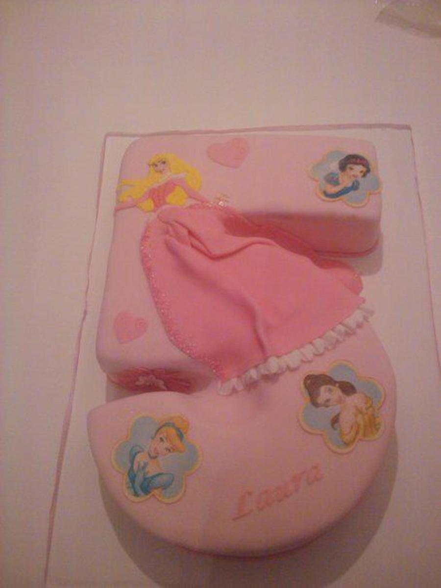 Disney Princess Cake on Cake Central