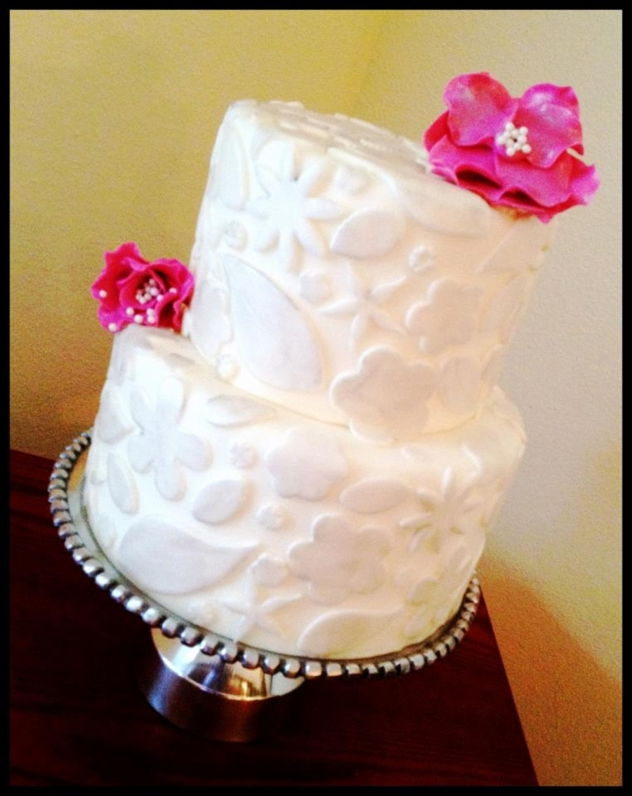 Whimsy Wedding on Cake Central