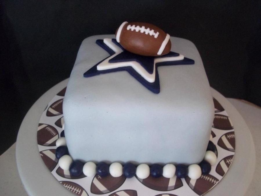 Dallas Cowboys on Cake Central