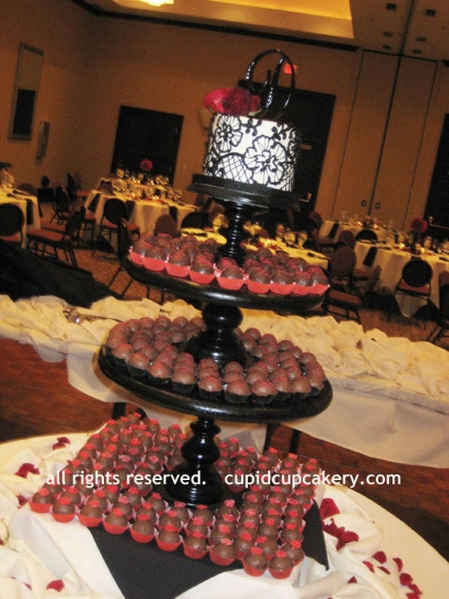 wedding cake truffles wedding cake truffles cakecentral 26727