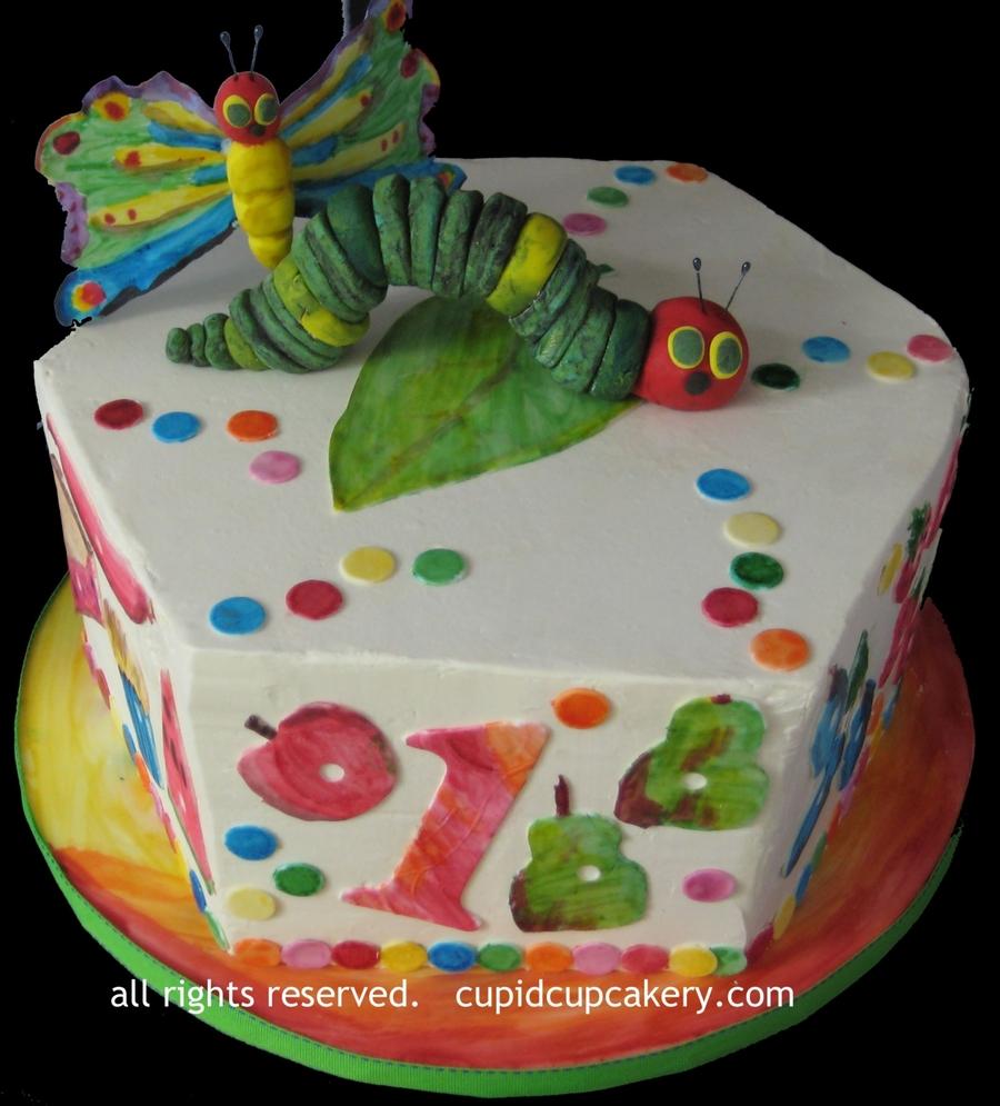 Chocolate Caterpillar Birthday Cake Recipe