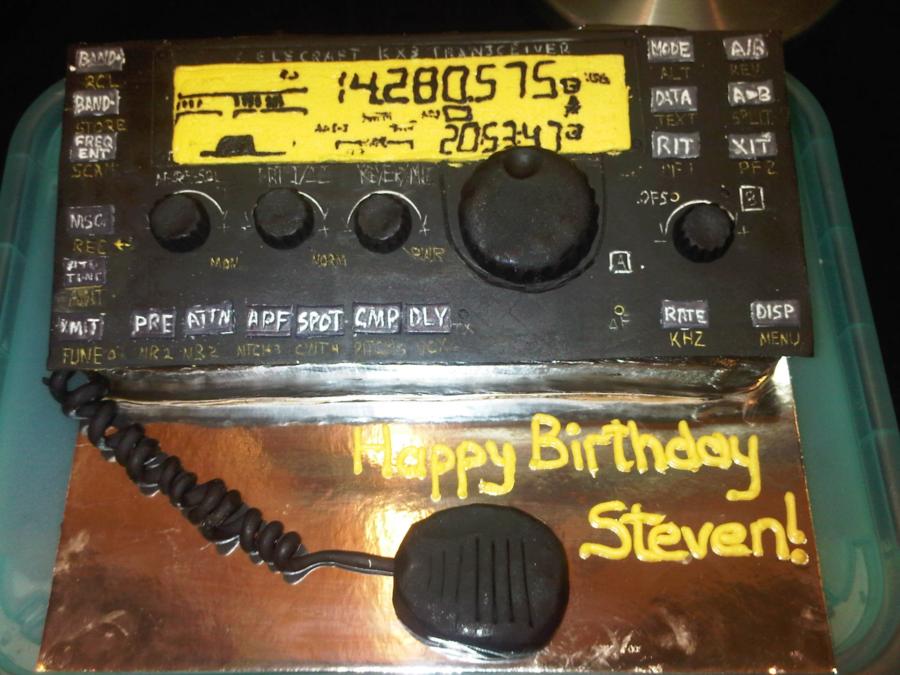 Ham Radio Cakecentral