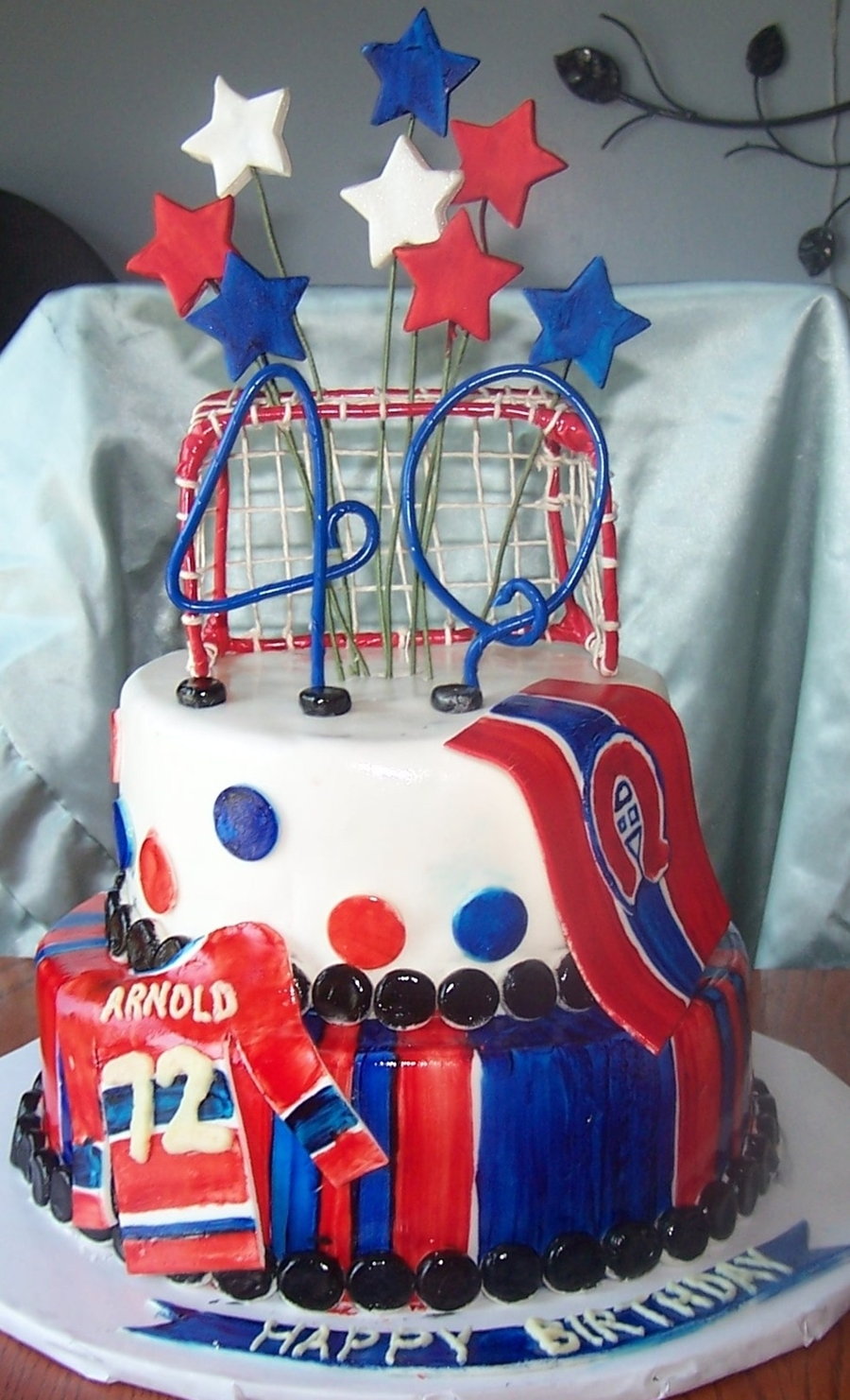 Montreal Canadiens Cake on Cake Central