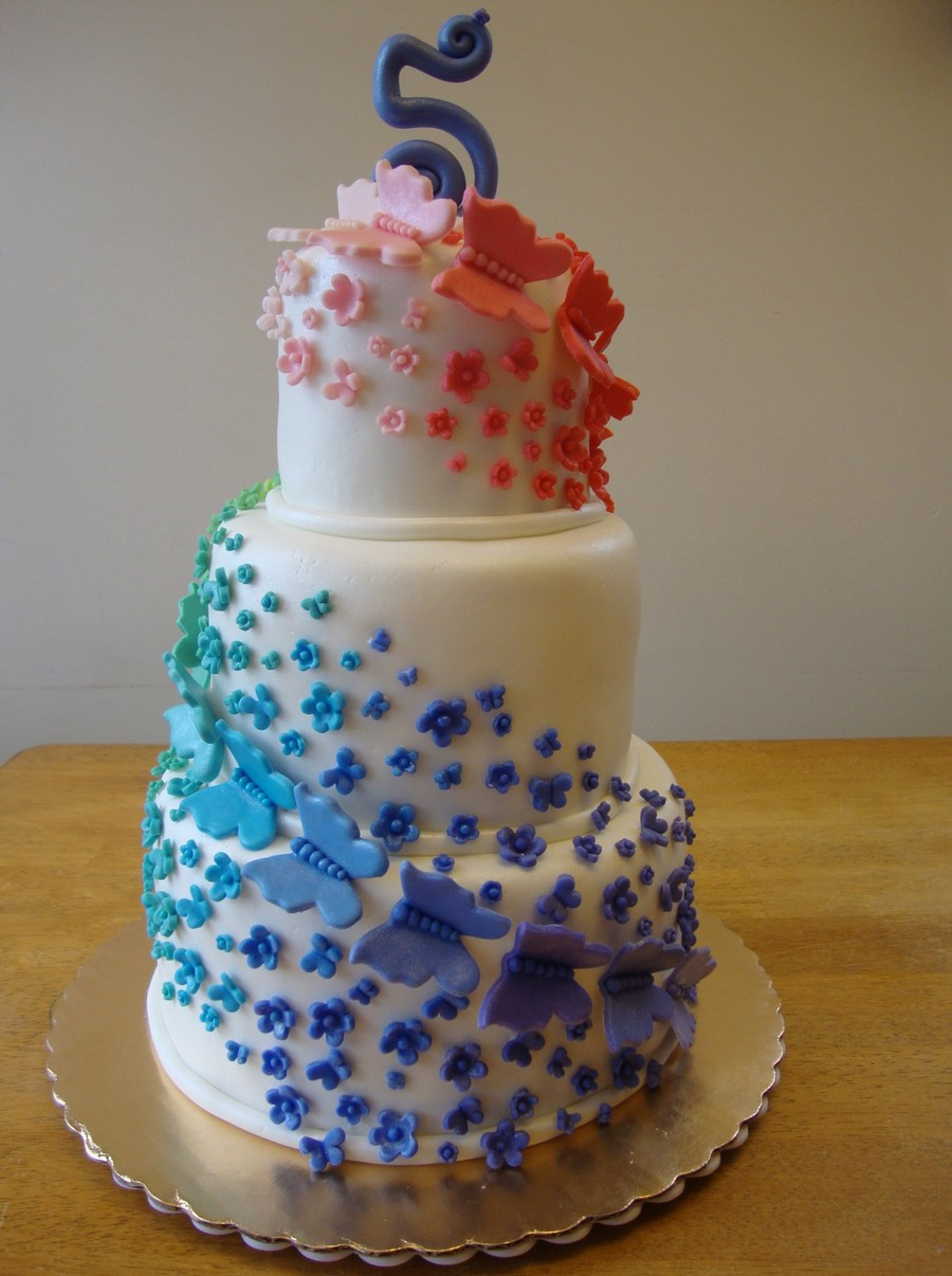Tier Vanilla Cake Recipe
