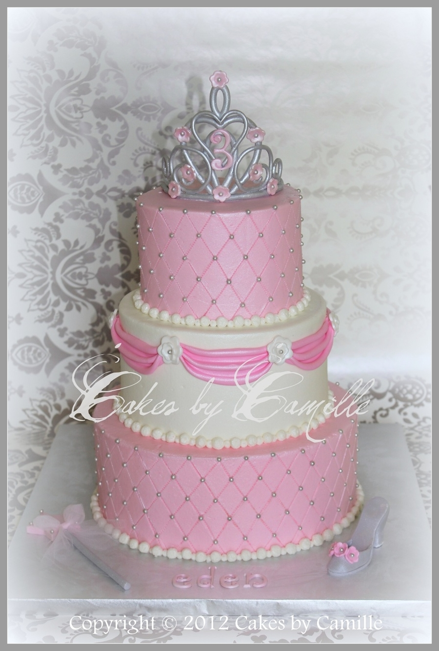 Pampered Princess Cake Cakecentral Com