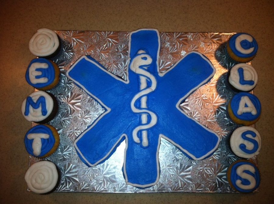 Emt Pull Apart Cupckes on Cake Central