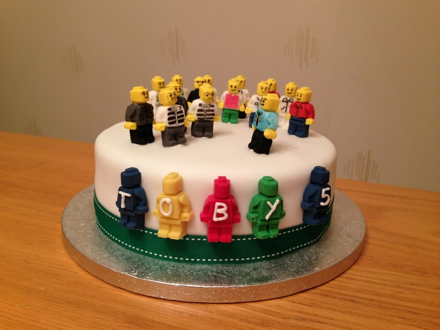 Lego City Cake Pictures