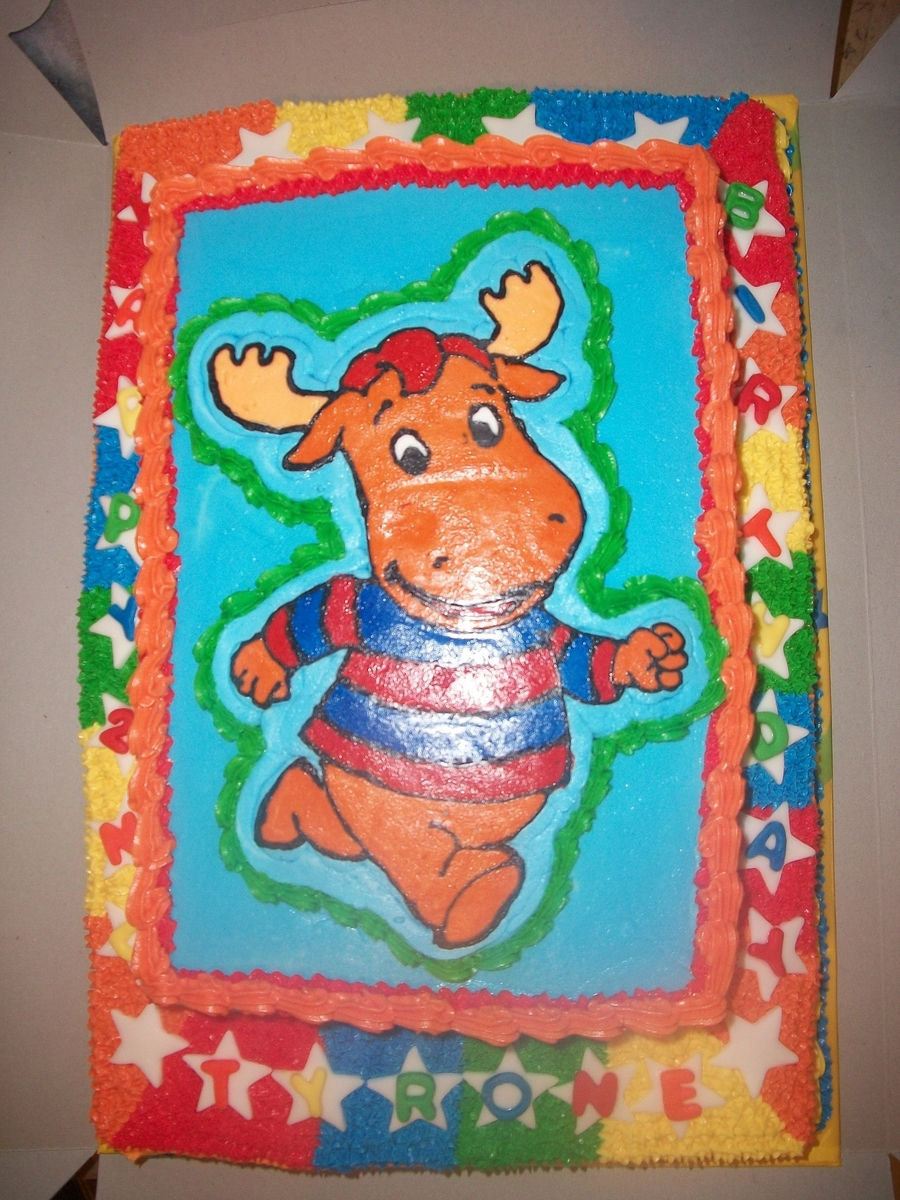 Tyrone Cake For Tyrone on Cake Central