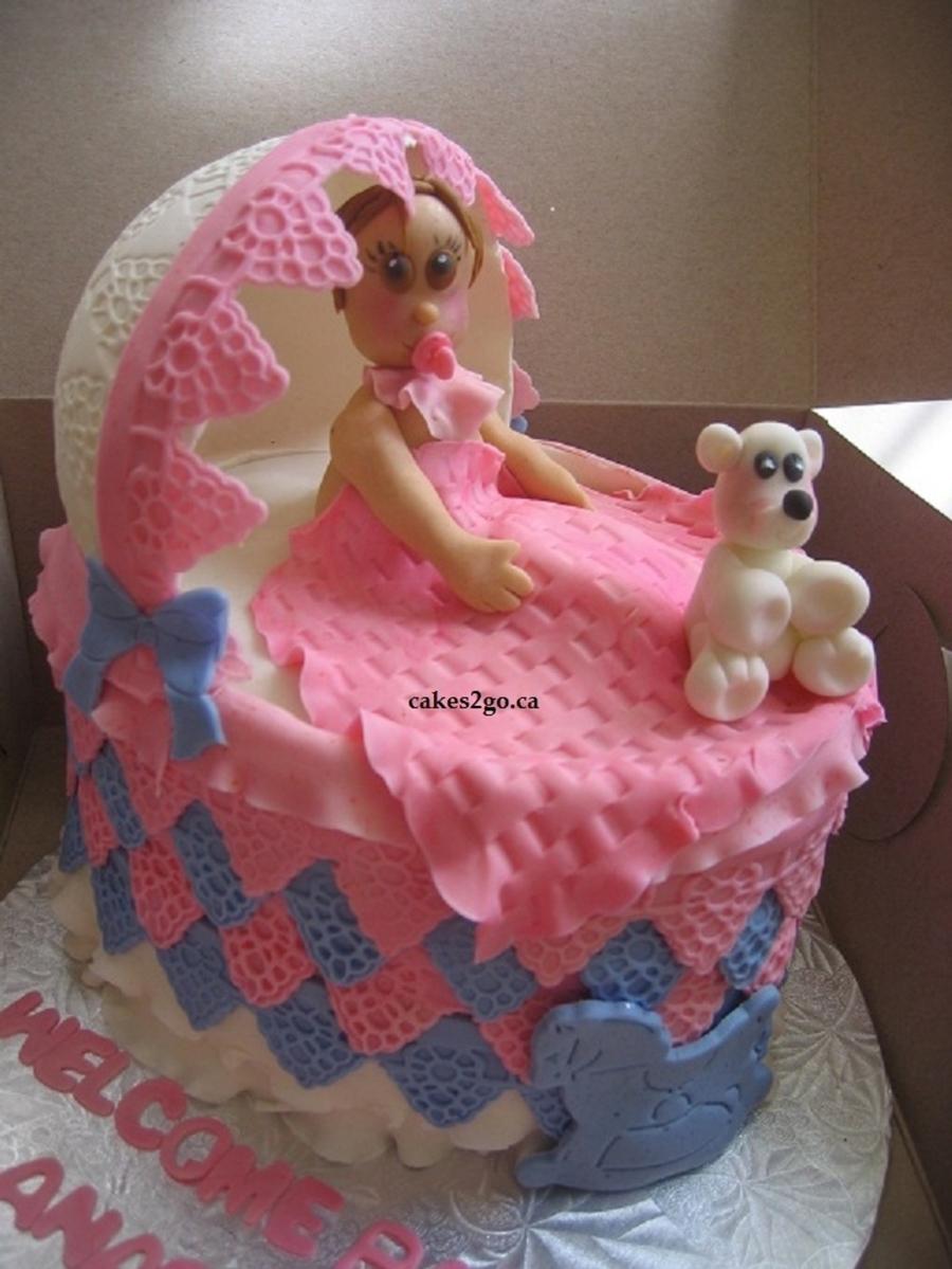 Baby Shower Cakes Oakville