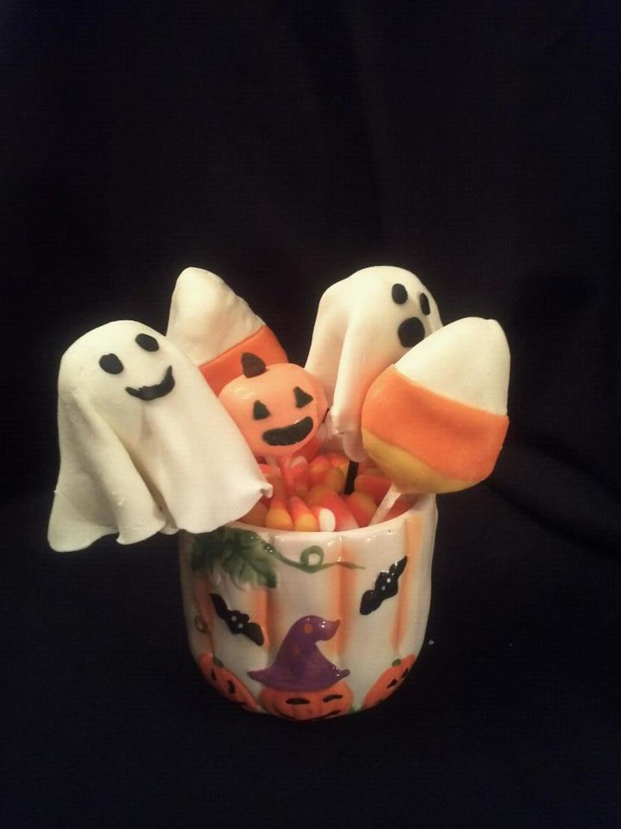 Halloween Pops on Cake Central