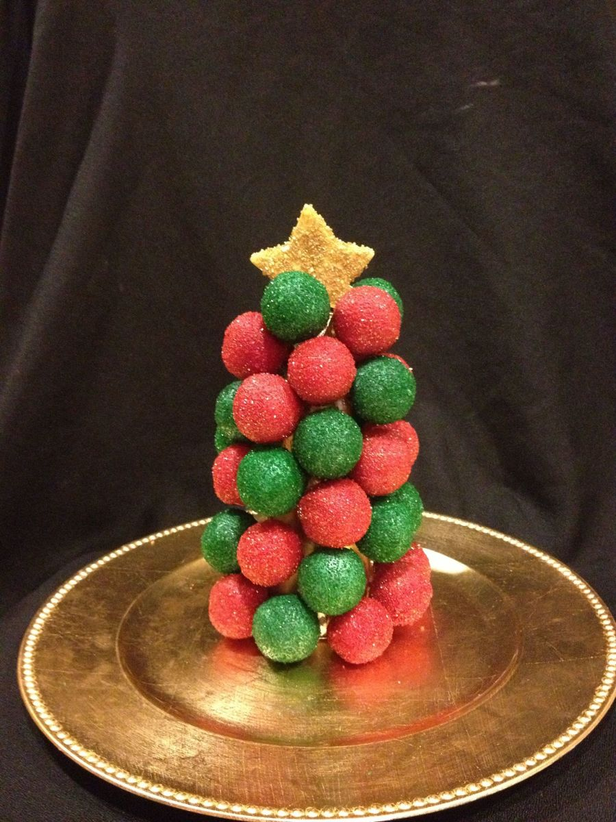 Cake Pop Tree on Cake Central